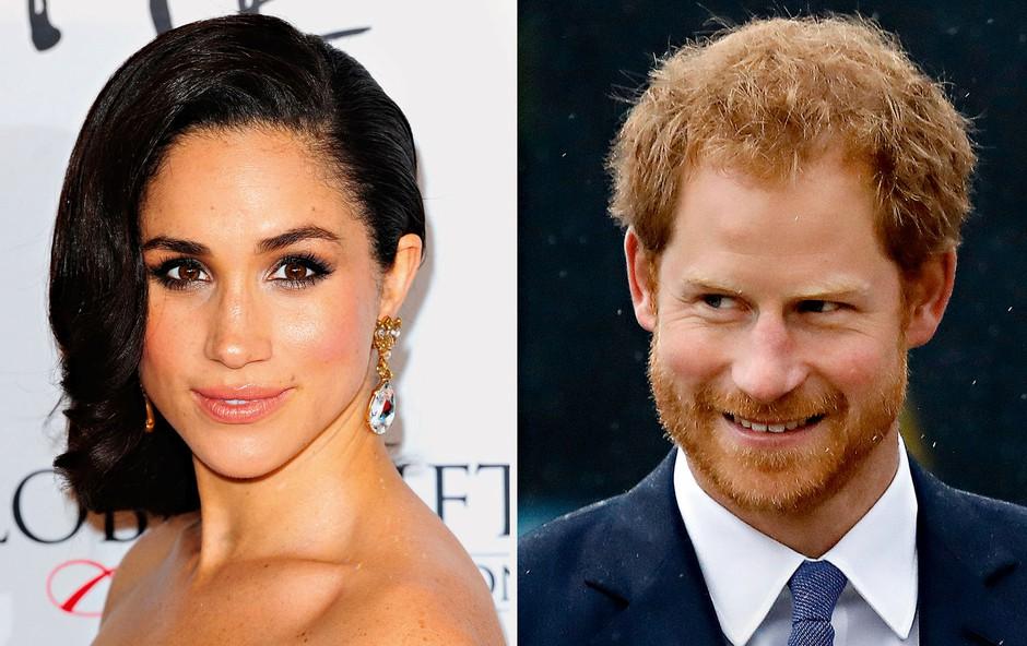 Princ Harry in Meghan Markle sta zaljubljena kot prvi dan (foto: Profimedia)