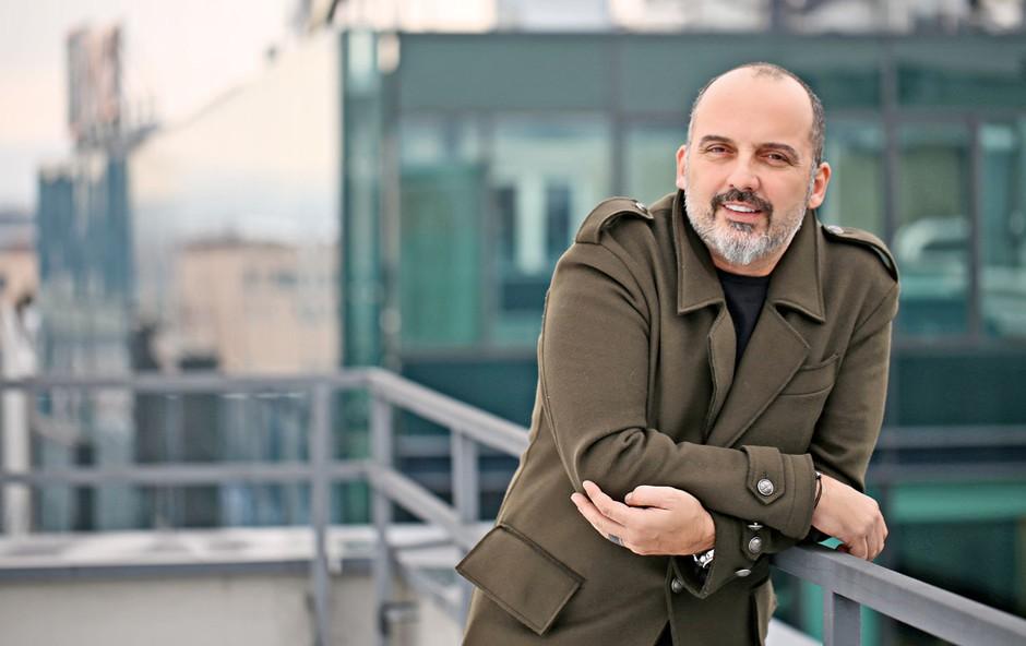 V spotu tudi žena Tonyja Cetinskega (foto: Dario Lepoglavac)