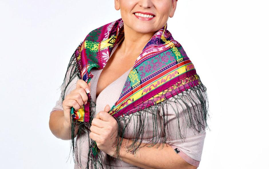 Natalija Kolšek - kuharica, ki ne mara čokolade (foto: arhiv Pro Plus)