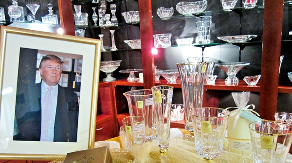 Steklarna Rogaška je na police postavila prestižno kolekcijo