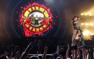 Guns 'N Roses so se na Twitterju opravičili za napako v Avstraliji!