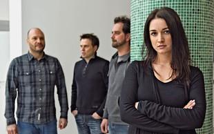 """Rockovska skupina Nera: """"Sama se ne želim izpostavljati, a me fantje potiskajo v ospredje!"""""""
