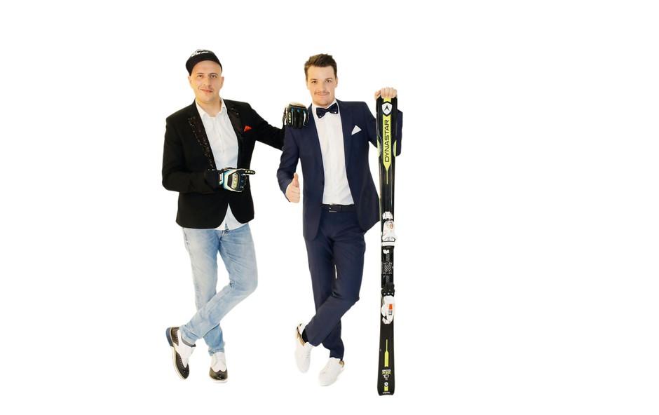 6Pack Čukur in Mitja Šeško bosta 20. februarja povezovala prireditev ob izboru športnika Maribora. (foto: Luka Šviglej)