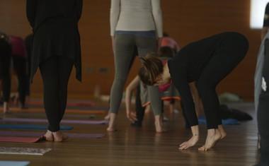 Fotogalerija: Sensa joga vikend v Bohinju