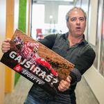 Kampanja v podporo Timu Gajserju - GAJSIRAMO na Šport TV! (foto: Tadej Tinev)