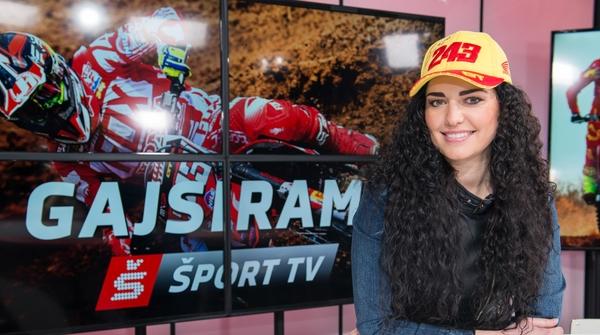 Kampanja v podporo Timu Gajserju - GAJSIRAMO na Šport TV!