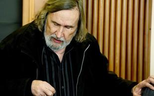 Luj Šprohar z novo knjigo Spomini starega sitnega slepca
