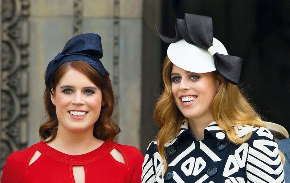 Kraljica Elizabeta velikokrat pozabi na princesi Beatrice in Eugenie (foto: Profimedia)