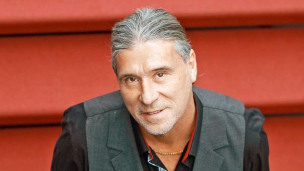 """Goran Karan: """"Vsi radi vidimo, da nekdo nekaj naredi z ljubeznijo."""" (foto: Goran Antley)"""