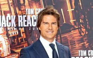 Tom Cruise se je poslovil od edine ženske, ki ga je razumela
