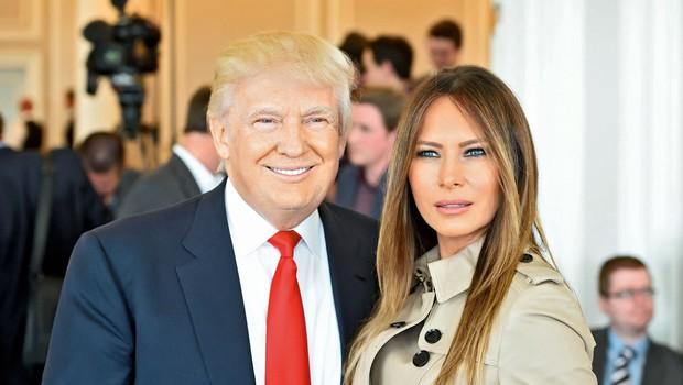 Melania Trump je svetovna medijska osebnost (foto: Profimedia)