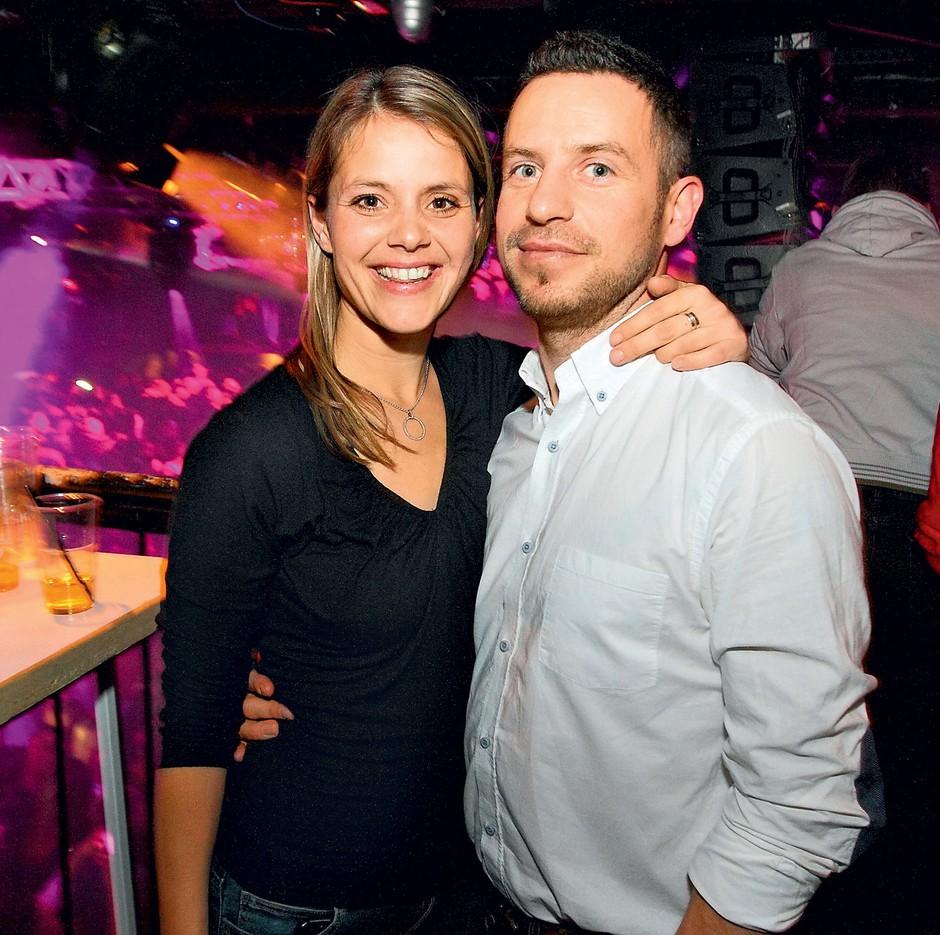 Govori se, da sta se Rene in Nika Mlekuž razšla (foto: Andraž Kobe)