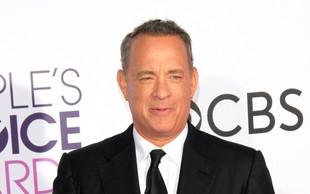 Tom Hanks je najboljši igralec vseh časov