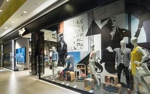 XYZ FASHION STORE se širi na tržišča Evrope s prvo trgovino v Avstriji