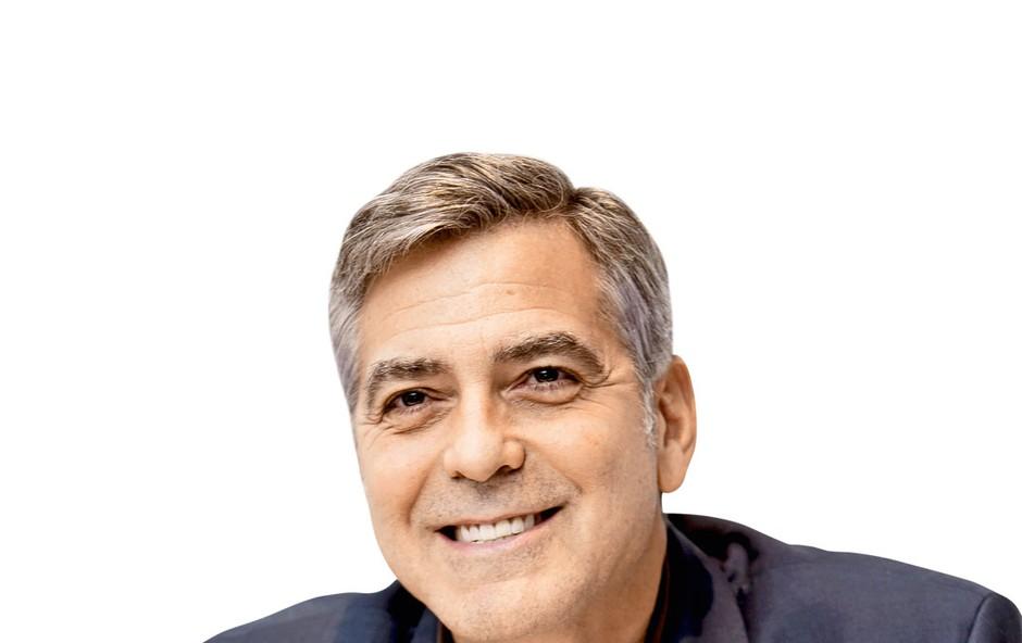 George Clooney: Igralec je postal po naključju (foto: profimedia)