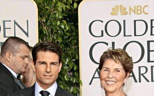Tom Cruise je izgubil mamo
