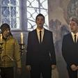 Poskočni muzikantje: Fantje pokazali svoja čustva