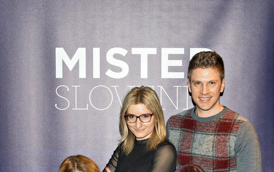 Kandidati za mistra Slovenije so na ogled postavili izklesana telesa (foto: arhiv Mister Slovenije)