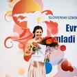 Plesalka Patricija Crnkovič bo plesala z Jernejem Tozonom