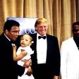 Na letališču na Floridi zadržali sina boksarja Muhammada Alija