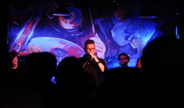 Večeri uspešnic Toše Proeski v izvedbi Samuela Lucasa (foto: Iztok Dimc, Gapi)