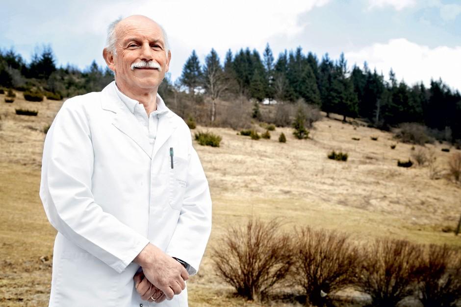 Dr. Peter Rus: 'Naš dohtar' (foto: Aleksandra Saša Prelesnik)