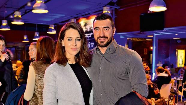 Lili Žagar in Marko Potrč: Skupaj sta se poredila! (foto: kolosej)