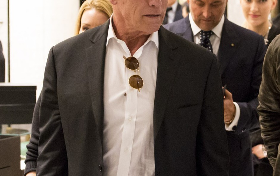 Schwarzenegger zapušča Zvezdniškega vajenca, kriv pa naj bi bil Trump! (foto: profimedia)