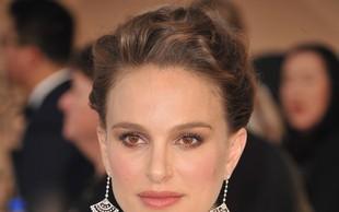 Natalie Portman je rodila hčerko