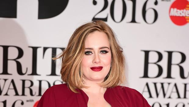 Pevka Adele potrdila, da se je poročila (foto: profimedia)