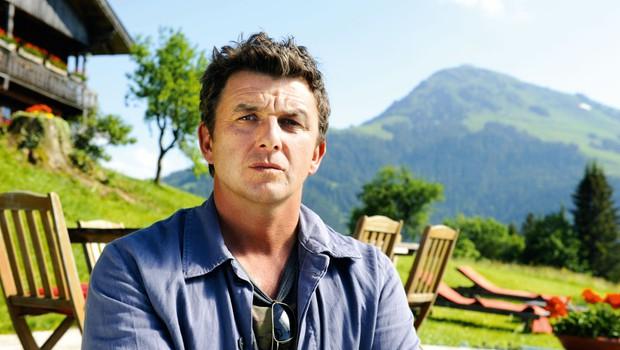 Zvezda serije Gorski zdravnik Hans Sigl prihaja v Slovenijo (foto: Pop TV)