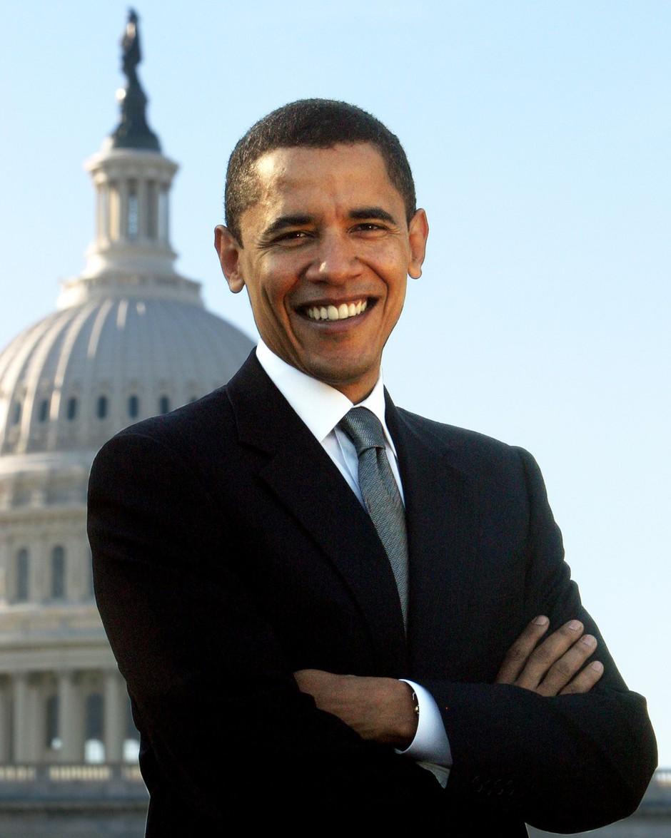 Francozi si za predsednika želijo Baracka Obamo (foto: profimedia)