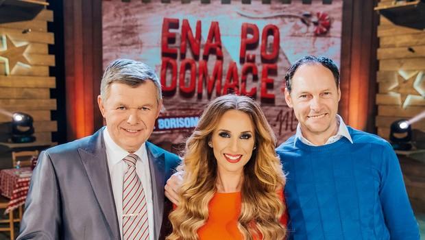 Pokukali smo v zakulisje snemanja prve oddaje z Borisom Kopitarjem (foto: Marko Dalbello Ocepek)
