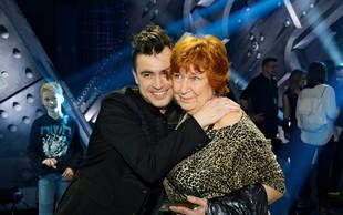 Omar Naber: Največja podpornica je mama