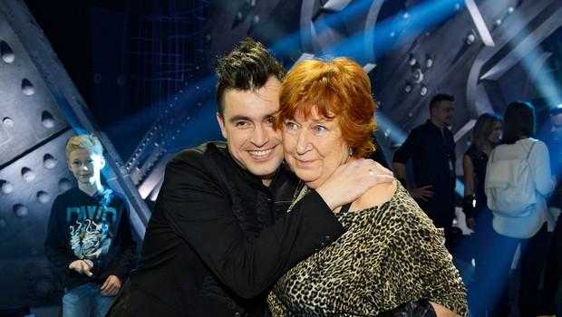 Omar Naber: Največja podpornica je mama (foto: Primož Predalič)
