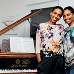 Leticia Yebuah Slapnik in Irena Yebuah Tiran. (foto: Shutterstock)
