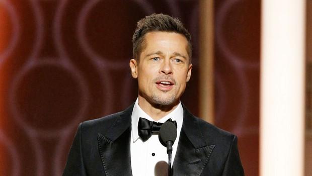 Brad Pitt: Zatekel se je h kiparjenju (foto: Profimedia)