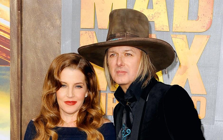Lisa Marie Presley: Zaradi bankrota naj bi živela pri hčerki (foto: Profimedia)