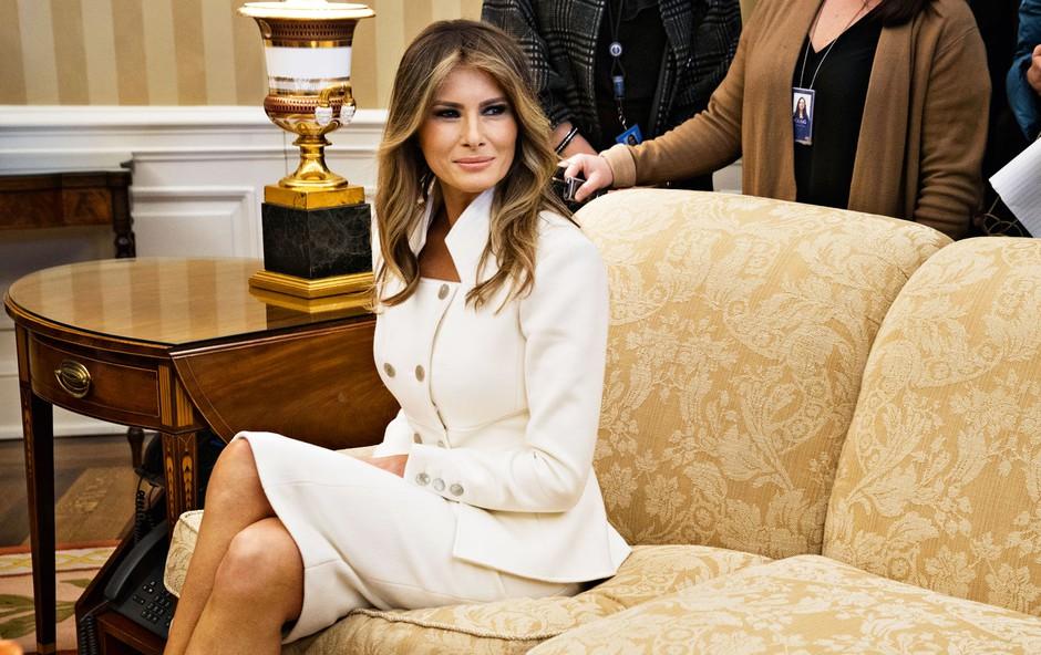Melania Trump: Največja zaupnica prve dame ZDA je sestra Ines (foto: Profimedia)