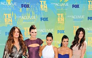 Khloé Kardashian: Počutila se je kot grda račka
