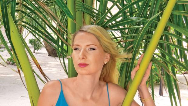 """Maja Ferme: """"Mož mi je v veliko podporo"""" (foto: osebni arhiv)"""