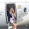 Miss Universe Lucija Potočnik: Spoznala filipinskega predsednika