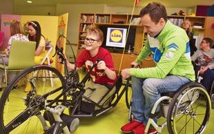 Za hitrejšo rehabilitacijo otrok