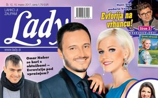 V novi Lady: Omar Naber se bori z obtožbami
