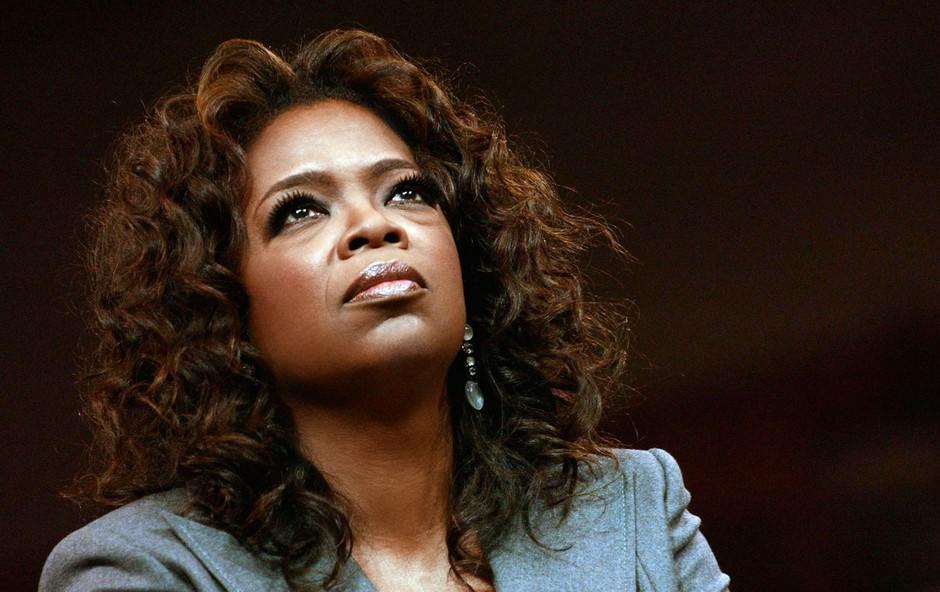 Oprah Winfrey: Življenje v presežnikih (foto: shutterstock)