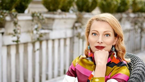 Igralka Nataša Matjašec Rošker: »Nimam najljubše vloge« (foto: Primož Predalič)