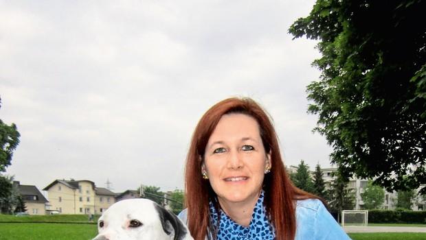 Monika Kuntner: Pomoč psov pri učenju otrok s posebnimi potrebami (foto: osebni arhiv)