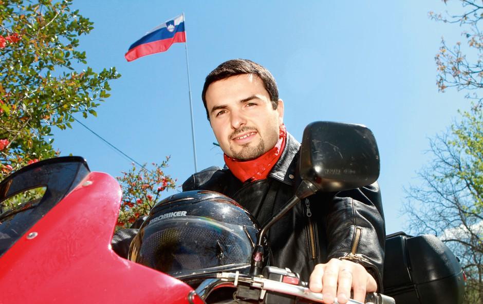 Mag. Matej Tonin: Vztrajen in nepopustljiv (foto: Goran Antley)
