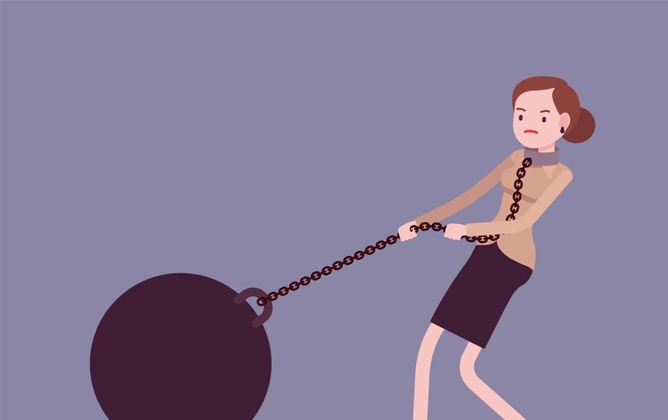 Občutek krivde - varovalo za boljše odnose s sabo in drugimi (foto: shutterstock)