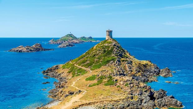 Korzika - otok lepote in kulinarike (foto: shutterstock)